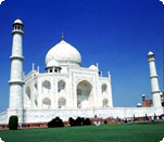 taj mahal tourism india